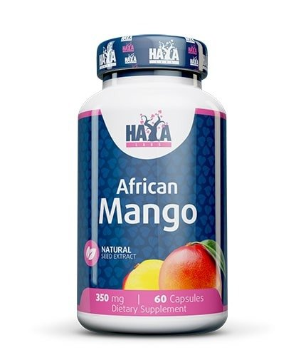 Haya Labs African Mango 60 Caps Afrykanskie Mango