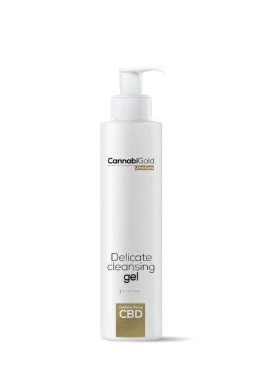 Delicate cleansing gel all skin types 200 ml