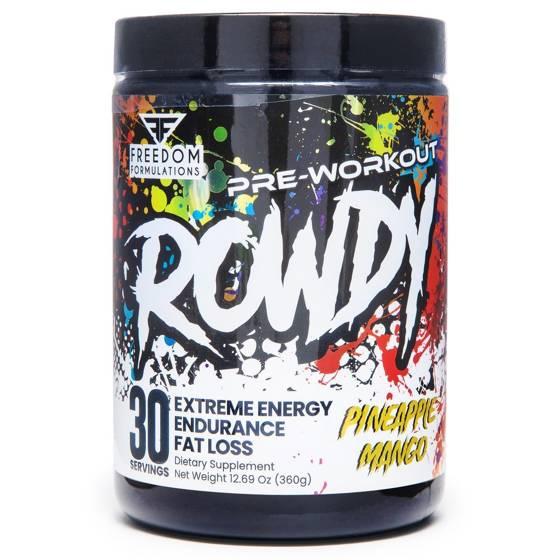 Rowdy Pre-Workout 360g