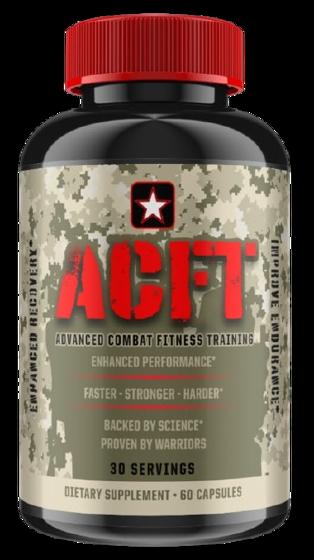 ACFT 60 caps BPC-157 1000mcg