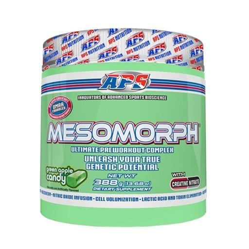 APS Mesomorph  V1 388g 100% US Version DMAA