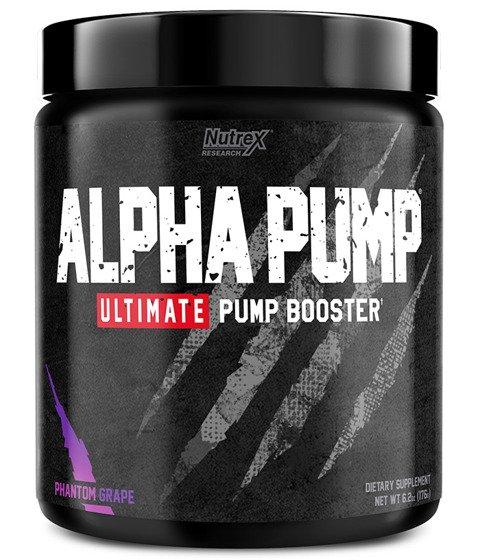 Alpha Pump Ultimate Pump Booster 176g