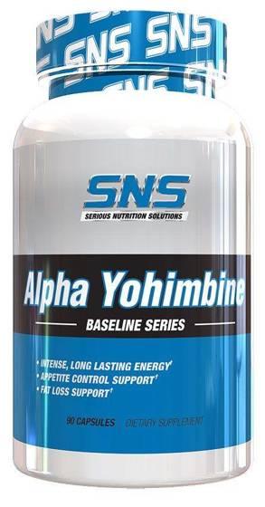 Alpha Yohimbine 90 caps