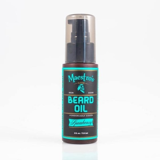 Beard Oil 60 ml
