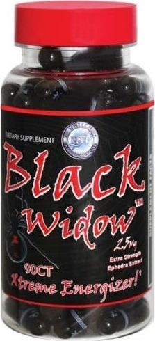 Black Widow 90 caps - DMAA