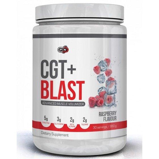 CGT + Blast advanced muscle volumizer 660g