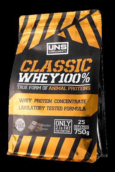 Classic Whey 100% 750g