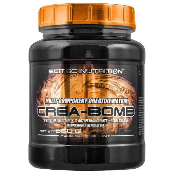Crea Bomb 660g