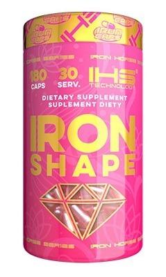 Iron Shape 180 caps