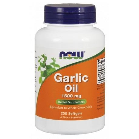 Garlic Oil 250 caps