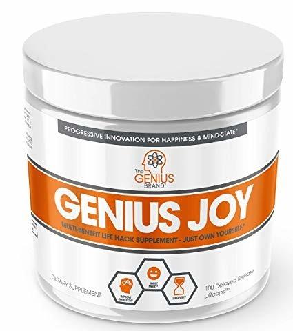 Genius Joy 90 caps