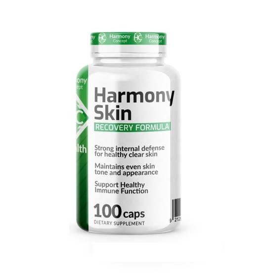 Harmony Skin Recovery Formula 100 caps
