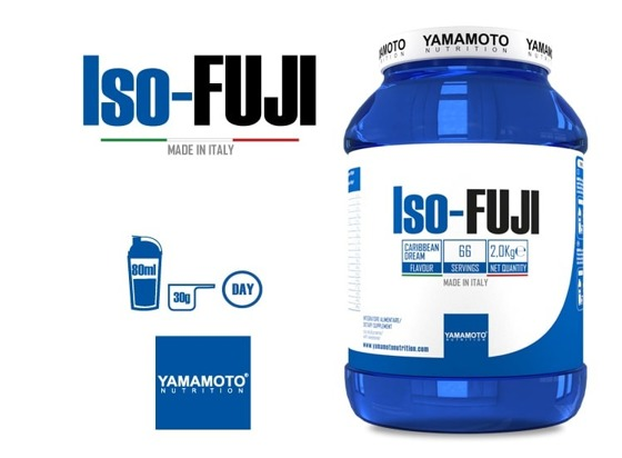 Iso-Fuji 2000g protein isolate