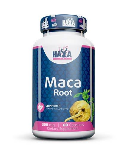 Maca Root 500mg 60 caps