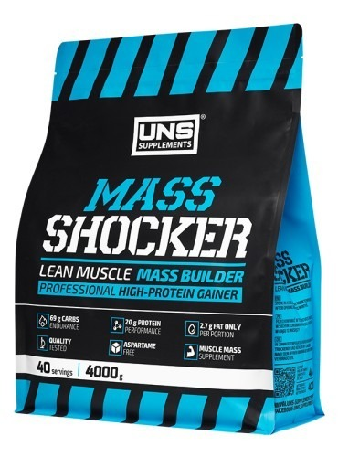 Mass Shocker 4000g