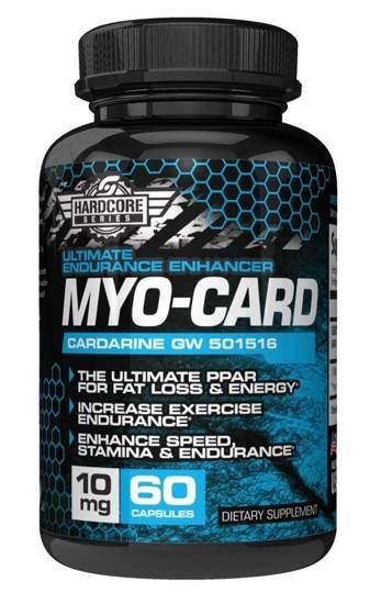 Myo-Card 10mg 60 caps