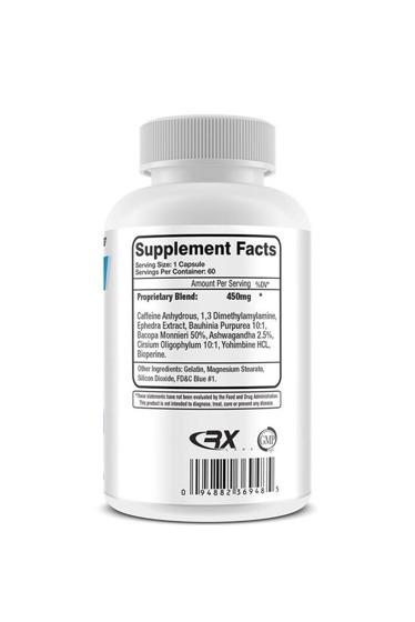 Oxy XR 60 caps