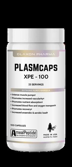 PlasmCaps XPE-100 100 caps