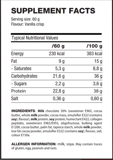 Protein Joy 60g x12 - full box