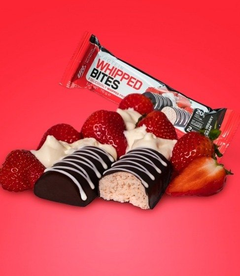 Protein Whipped Bites  12 X 76g - bundle