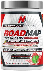 Roadmap Overflow 296g