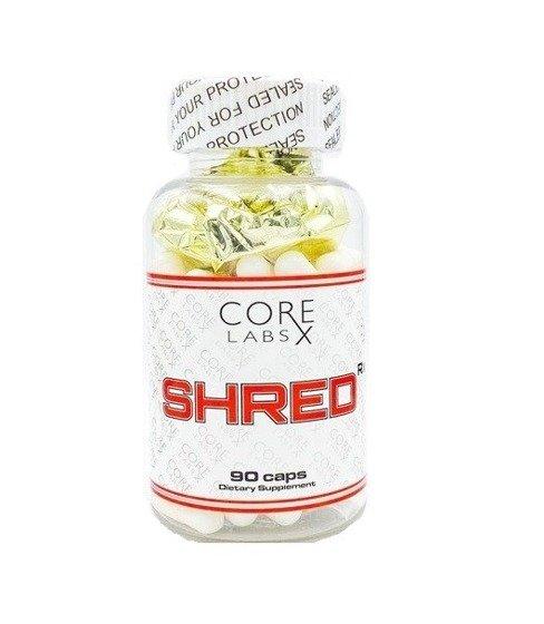 Shred RX 90 caps