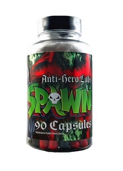 Spawn 90 caps