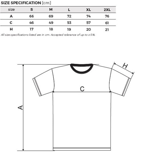"T-shirt ""Prosta Zmiana Estru"" - White"