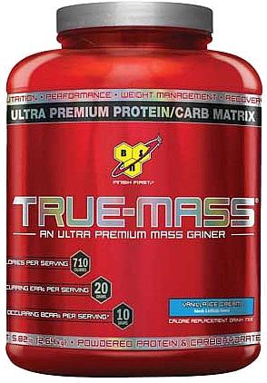 True Mass 2,64kg