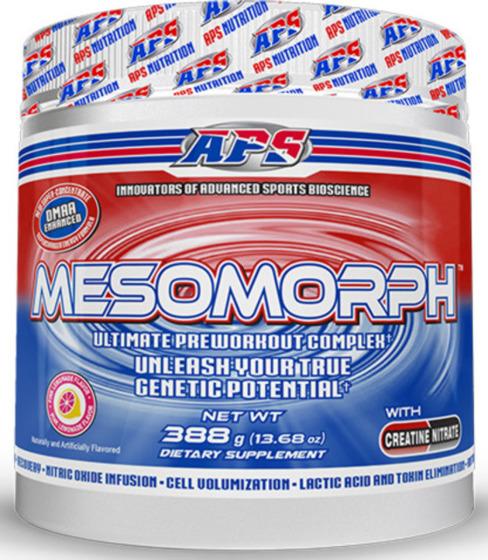 APS Mesomorph 388g 100% Oryginał Geranium HCL