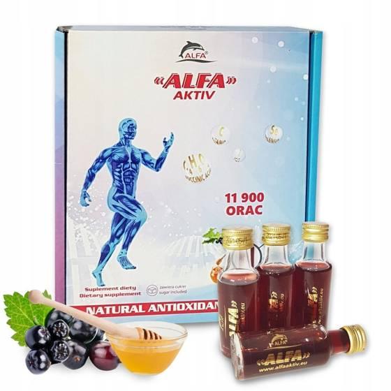 Alfa Aktiv 30 x 20ml