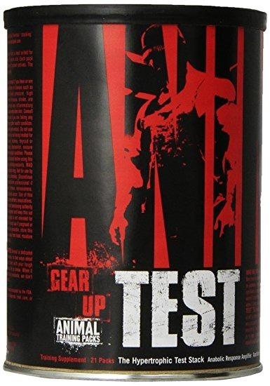 Animal Test 21 saszetki