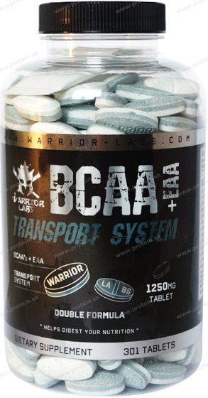BCAA + EAA Transport System 301 caps