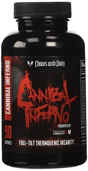 Cannibal Inferno 90 caps