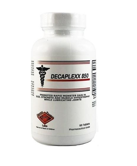 Decaplexx 850 60 caps