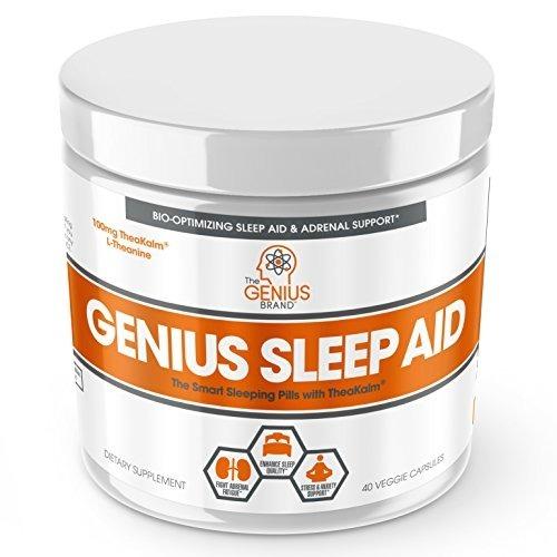 Genius Sleep Aid 40 caps