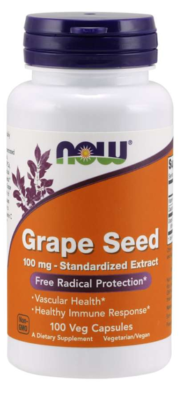 Grape Seed Extract 100 caps