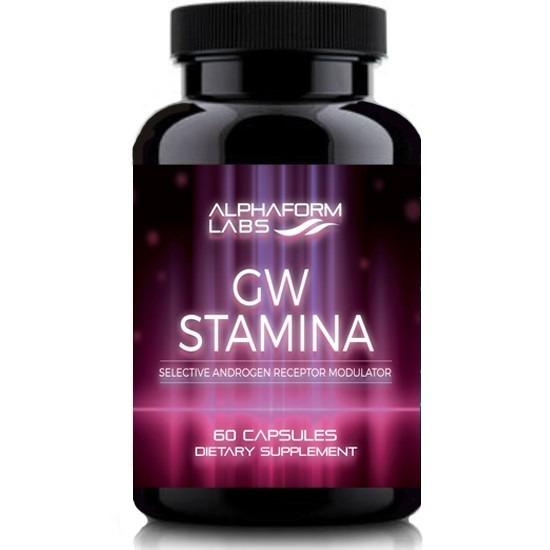 Gw Stamina 60 caps