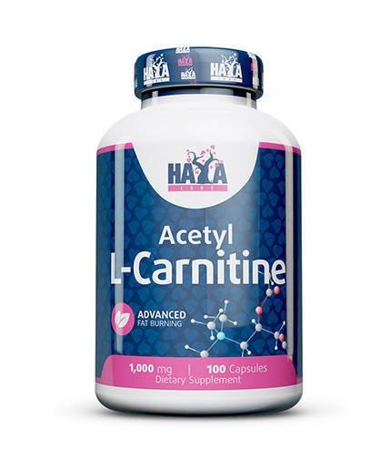 Haya Acetyl L-Carnitine 100 caps