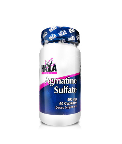 Haya Agmatine Sulfate 500mg 60caps