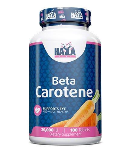 Haya Beta Carotene 20000 IU 100 caps