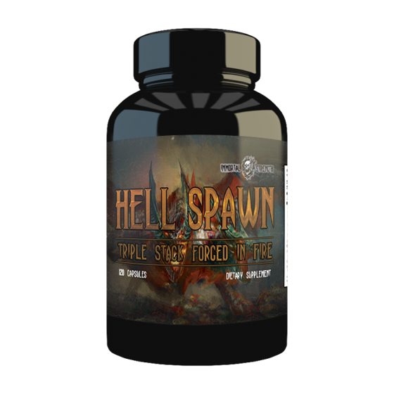 Hell Spawn 120 caps