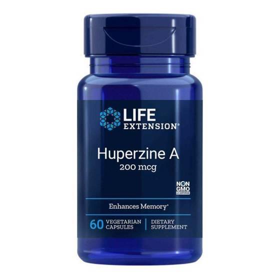 Huperzine A 200mcg 60 caps