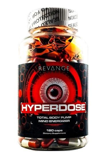 Hyperdose 180 caps