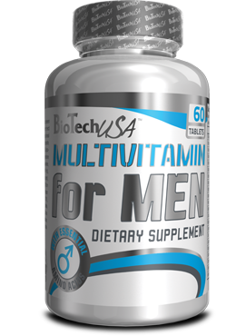 Multivitamin For Men 60 caps