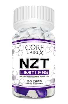 NZT Limitless 30 caps