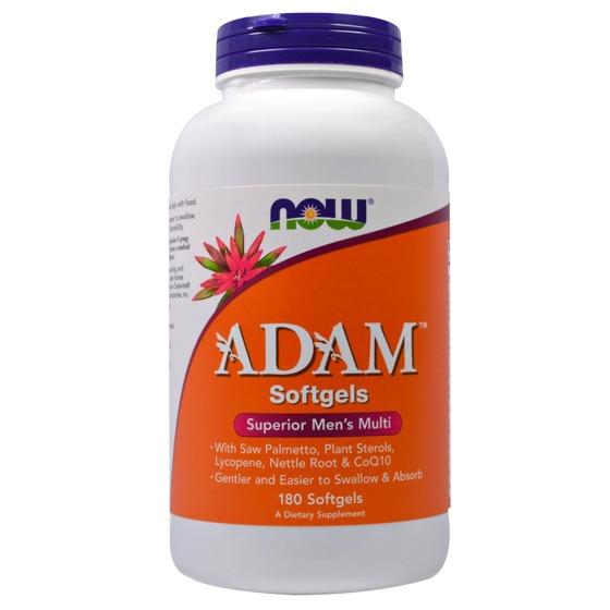 NowFoods Adam 180 caps