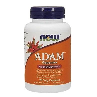 NowFoods Adam 90 caps