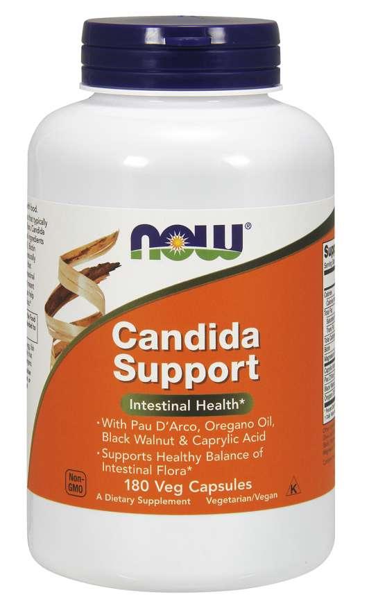 NowFoods Candida Support 180 caps