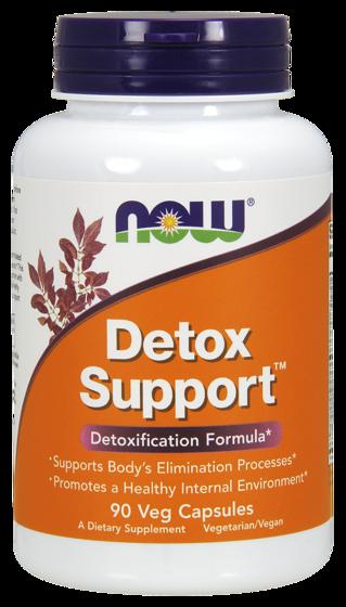 NowFoods Detox Support 90 caps
